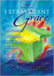 Extravagant Grace by Patsy Clairmont: Book Cover