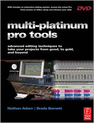 Nathan Adam  Brady Barnett - Multi-Platinum Pro Tools