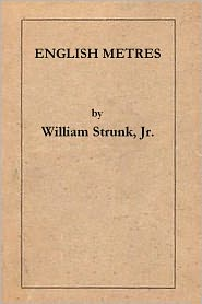 William Strunk Jr. - English Metres