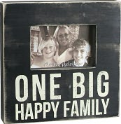 Product Image. Title: Big Happy Family Box Frame 4x6