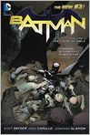 Book Cover Image. Title: Batman, Volume 1:  The Court of Owls (The New 52), Author: by Scott Snyder