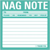 Product Image. Title: Nag Sticky Note 100 Sheets