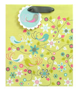 Product Image. Title: Whirly Birds Medium Gift Bag