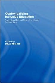 Contextualizing Inclusive Education: Ev...