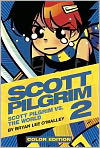 Book Cover Image. Title: Scott Pilgrim Color Hardcover, Volume 2:  Vs. The World, Author: by Nathan Fairbairn