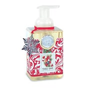 Product Image. Title: Candy Cane Foaming Hand Soap