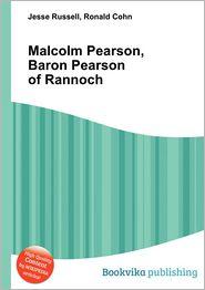 Malcolm Pearson, Baron Pearson of Rannoch
