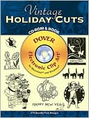 Vintage Holiday Cuts CD-ROM and Book