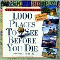Book Cover Image. Title: 2008 1,000 Places Page-A-Day Calendar, Author: by Patricia  Schultz