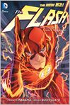 Book Cover Image. Title: The Flash, Volume 1:  Move Forward (The New 52), Author: by Francis Manapul
