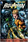Book Cover Image. Title: Aquaman Vol. 1:  The Trench (The New 52), Author: by Geoff Johns