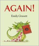 Again! by Emily Gravett: Book Cover