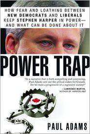 Paul Adams - Power Trap