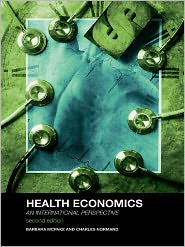 Charles Normand, Samantha Smith  Barbara McPake - Health Economics