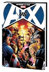 Book Cover Image. Title: Avengers vs. X-Men, Author: by Brian Michael Bendis