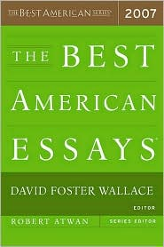 The Best American Essays 2007