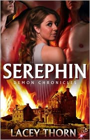 Lacey Thorn - Serephin (Demon Chronicles Series, Book One)
