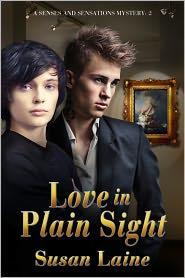 Susan Laine - Love in Plain Sight