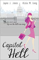 Capitol Hell by Jayne J. Jones: Book Cover
