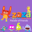 Product Image. Title: View a Clue: Zaza's Parade of Friends