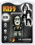 Product Image. Title: KISS 8 GB USB Flash Drive, Ace Frehley Spaceman