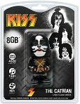 Product Image. Title: KISS 8 GB USB Flash Drive, Peter Criss Catman