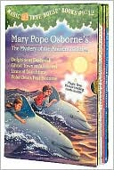 Book Cover Image. Title: Magic Tree House The Mystery of the Ancient Riddles Boxed Set #3:  Book 9 - 12 (Magic Treehouse Series), Author: by Mary Pope Osborne
