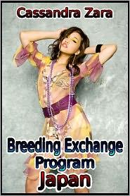 Cassandra Zara - Breeding Exchange Program: Japan (creampie, impregnation, foreign)