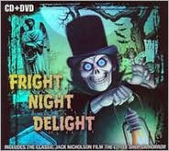 Fright Night Delight: Music and Sound for a Haunted House [CD/DVD]