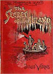 BDP (Editor) Jules Verne - The Secret of the Island: A Fiction and Literature Classic By Jules Verne! AAA+++