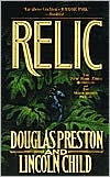 Relic by Douglas Preston: Book Cover