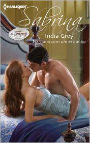 India Grey - Na cama com um estranho