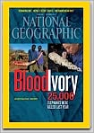 Magazine Cover Image. Title: National Geographic - One Year Subscription