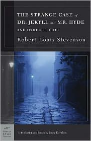 Jenny Davidson (Introduction) Robert Louis Stevenson - The Strange Case of Dr. Jekyll and Mr. Hyde and Other Stories (Barnes & Noble Classics Series)
