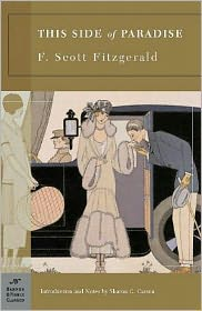 Sharon G. Carson (Introduction) F. Scott Fitzgerald - This Side of Paradise (Barnes & Noble Classics Series)