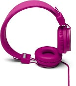 Product Image. Title: Urbanears Plattan On-Ear Stereo Headphones - Raspberry
