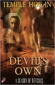Temple Hogan - Devil's Own (Paranormal Erotic Romance, Season of Witches Series)