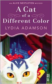 Lydia Adamson - A Cat of a Different Color