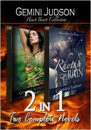 Gemini Judson - 2 In 1 Gemini Judson [Dragonfly Dance & Rhythm Of The Rain]
