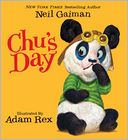 Chu's Day by Neil Gaiman: Book Cover