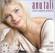 Action, Passion, Illusion by Anu Tali: CD Cover