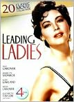 Video/DVD. Title: Leading Ladies: 20 Classic Movie Collection