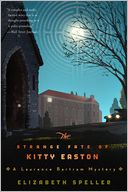 The Strange Fate of Kitty Easton by Elizabeth Speller: Book Cover