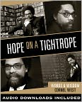 Book Cover Image. Title: Hope on a Tightrope, Author: by Cornel West