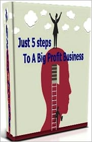 Dan Brown - Just 5 steps To Big - Profit Small Report Business ----New, A A A