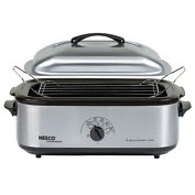 Product Image. Title: Nesco 4818-25PR Electric Oven