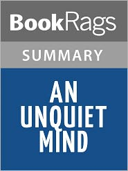 BookRags - An Unquiet Mind by Kay Redfield Jamison l Summary & Study Guide
