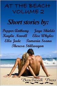 Ella Jade, Kaylie Newell, Elise Whyles, Jaye Shields Pepper Anthony - At the Beach, Volume 2