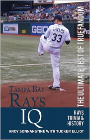Andy Sonnanstine Tucker Elliot - Tampa Bay Rays IQ: The Ultimate Test of True Fandom