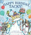 Happy Birdday, Tacky! by Helen Lester: Book Cover